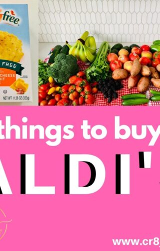 My Aldi's Shopping List